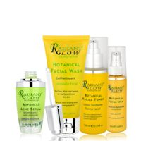 BOTANICAL DELUXE ACNE VALUE SET 4pcs
